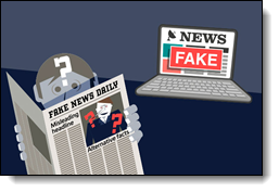 Emmett Moore Jr. Fake News